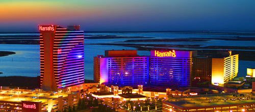 To harrahs casino in hooters casino employment